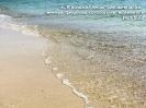 Я положил песок границею морю